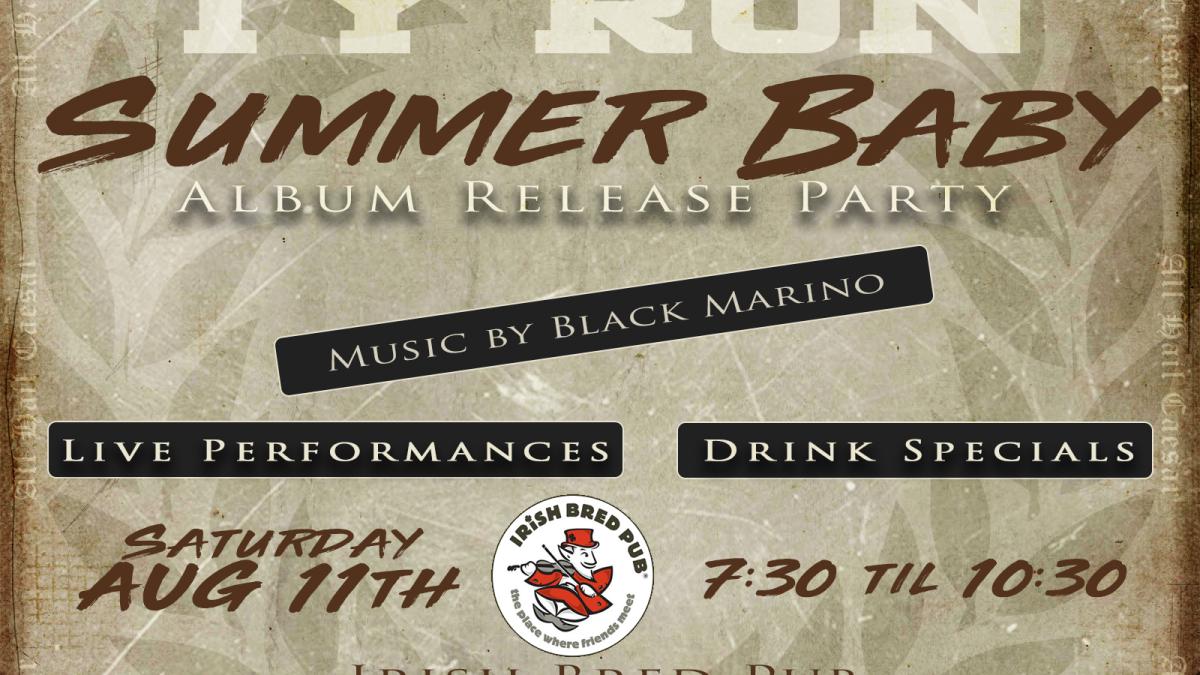 """Summer Baby' Album Release Party"
