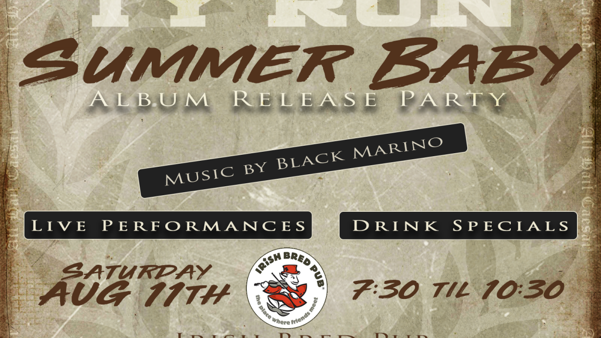 """Summer Baby' Album Release Party"