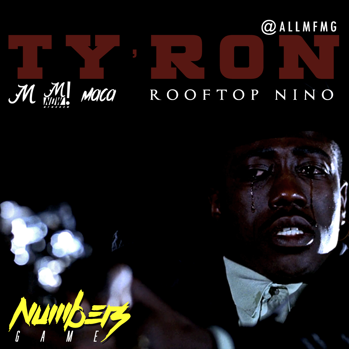 Ty'Ron – Rooftop Nino [single]